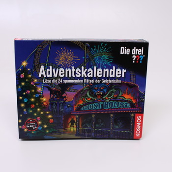 Adventní kalendář Kosmos 101927 Die drei???