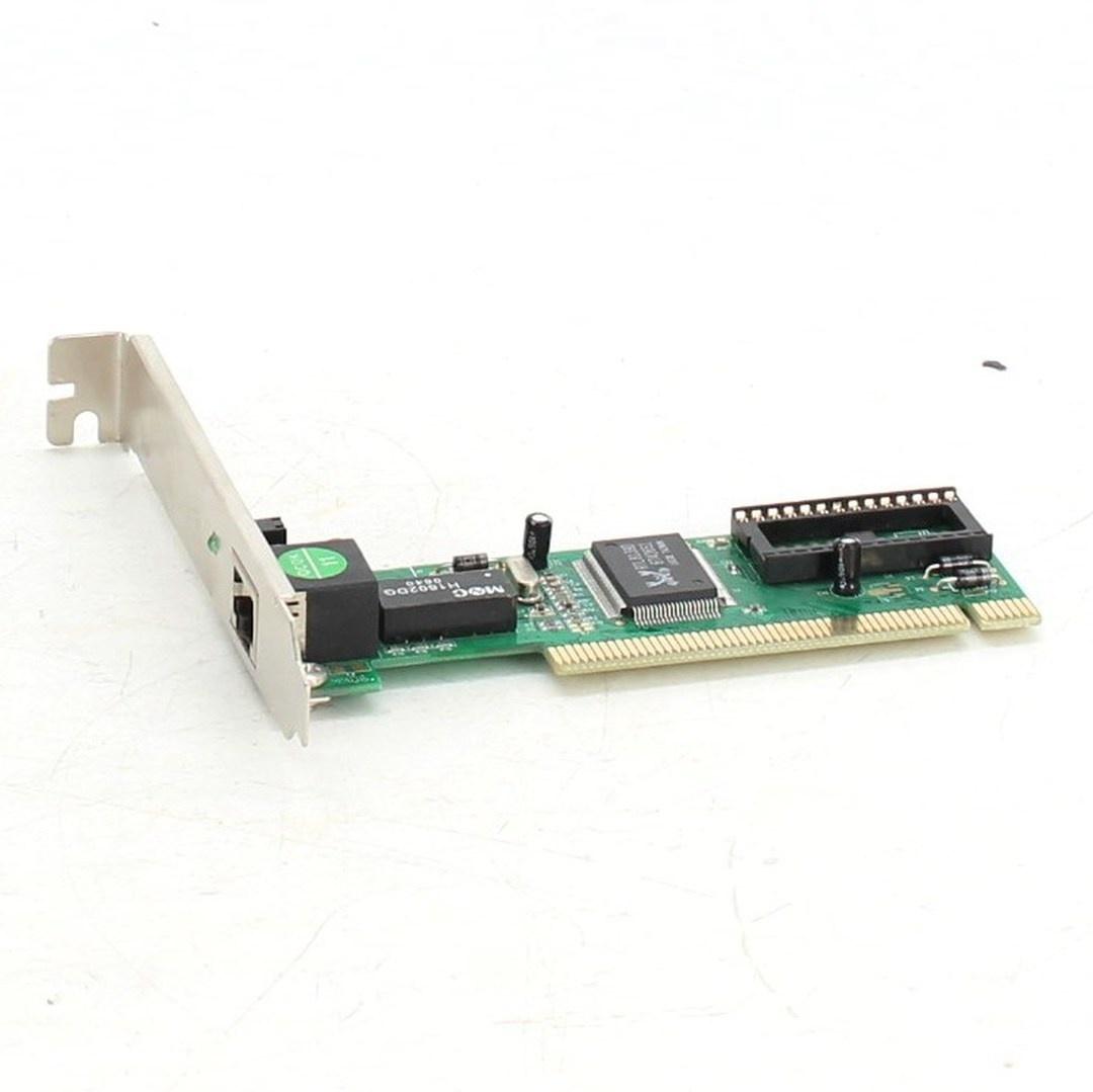 Síťová karta PCI mnc h1602dg