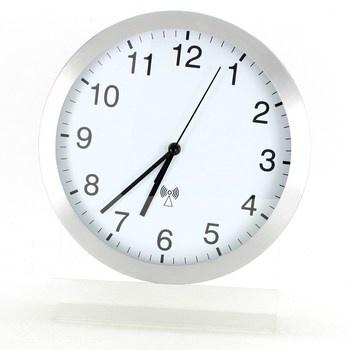 Nástěnné hodiny TFA 98.1091.02 hliník