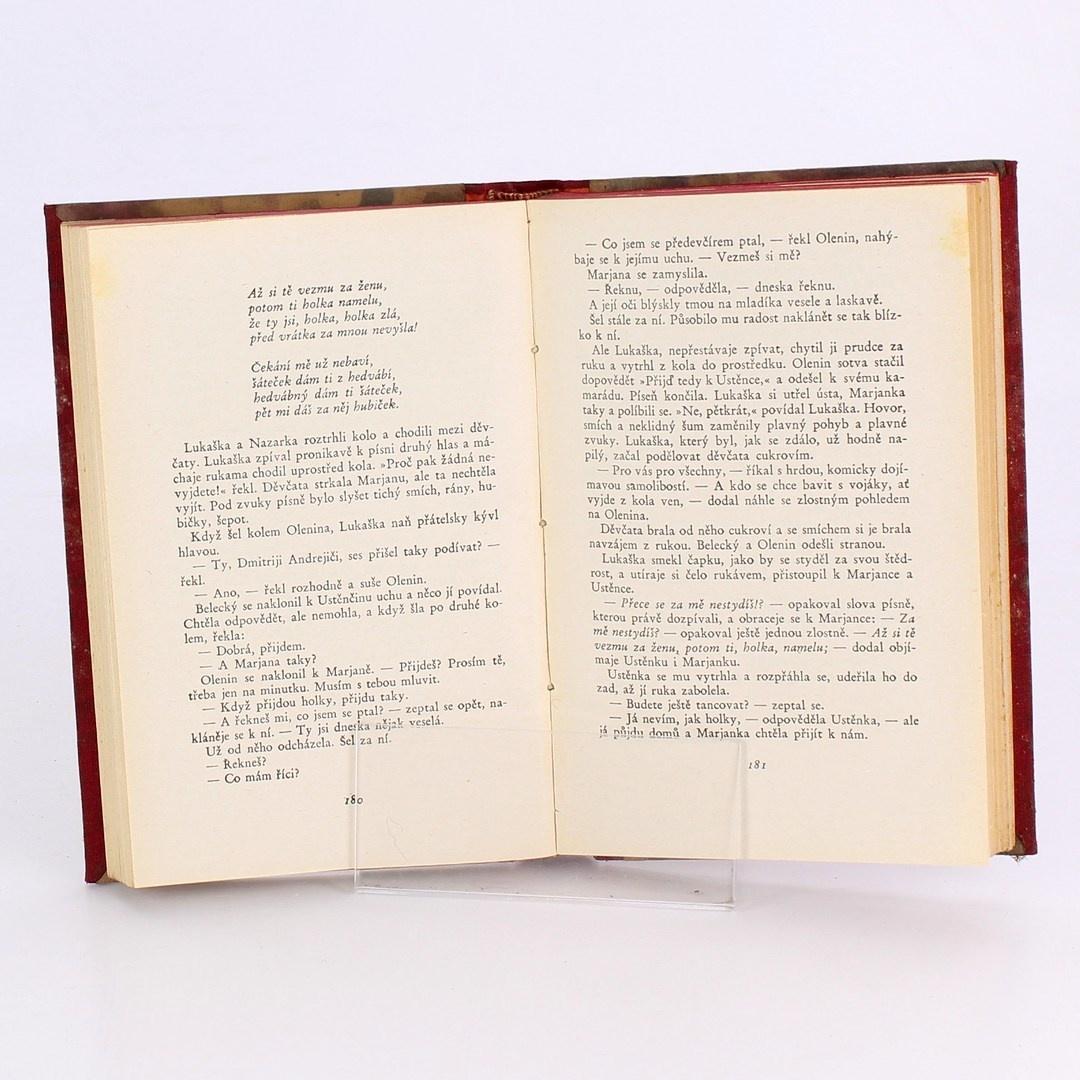Kniha Kozáci a jiné povídky