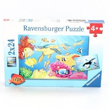 Dětské puzzle Ravensburger 07815 pod mořem