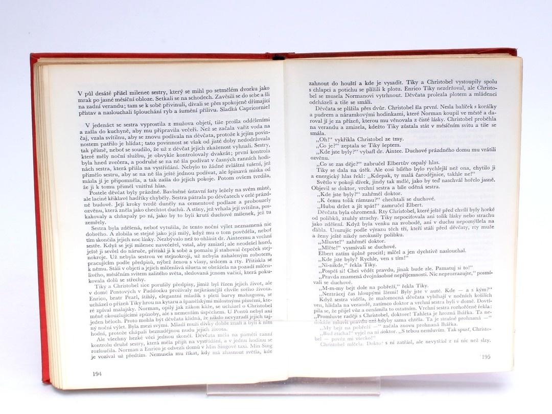 Kniha Xavier Herbert: Rajské peklo