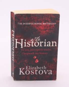 Kniha Elizabeth Kostova - The Historian