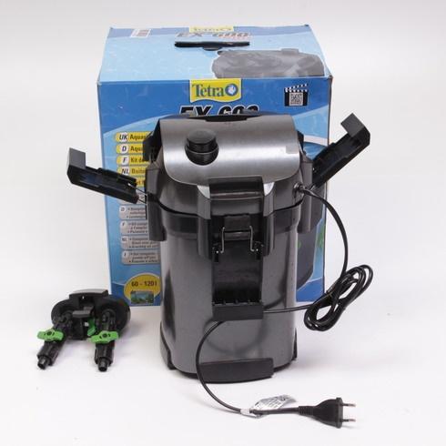 Externí filtr Tetra EX 600 Plus