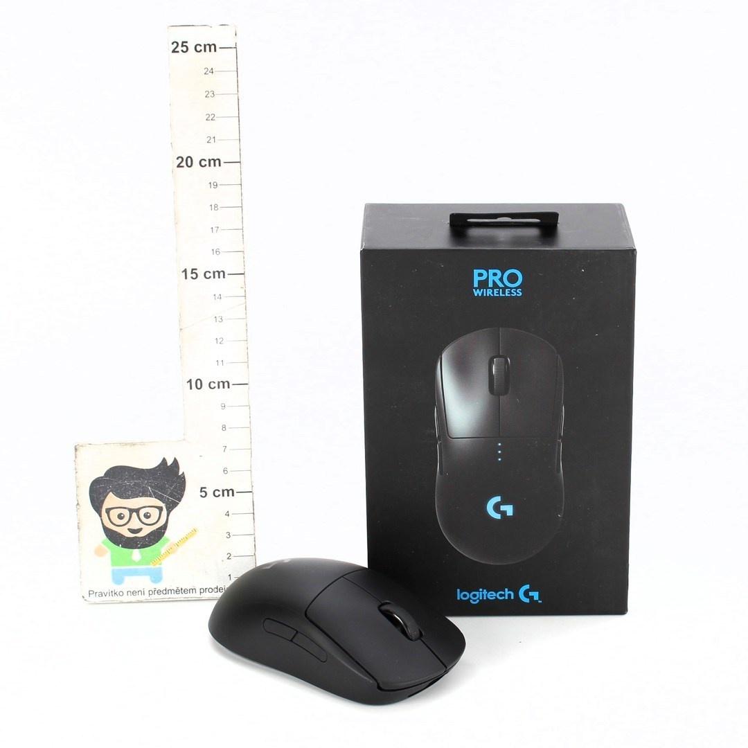 Bezdrátová myš Logitech G Pro Wireless Hero
