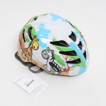 Dětská helma Uvex Safari Kid1