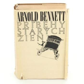 Kniha Príbehy starých žien - Arnold Bennett