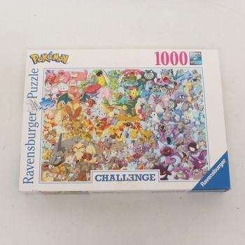 Puzzle pokémon Ravensburger 15166