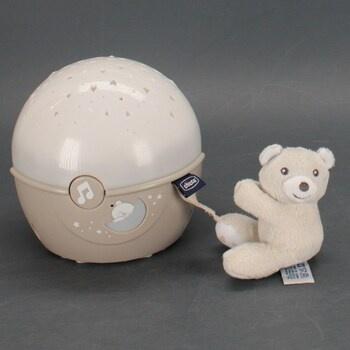 Projektor s medvídkem Chicco Next2Stars