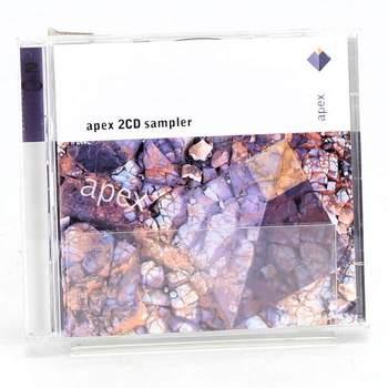 Hudební CD Apex 2CD sampler