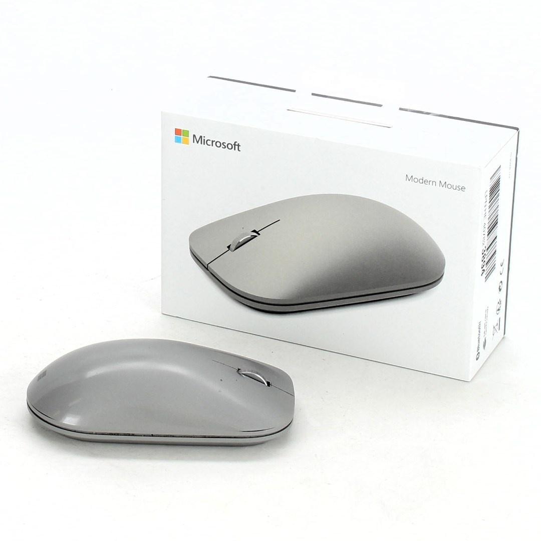 Bezdrátová myš Microsoft