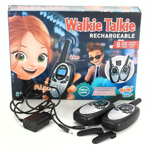 Vysílačky Buki Walkie Talkie