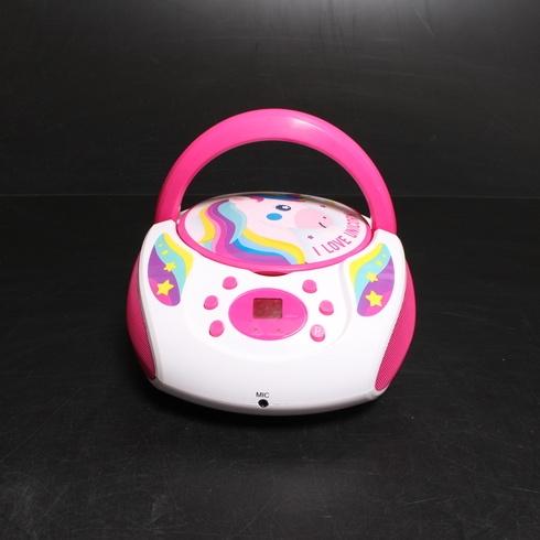 CD přehrávač Canal Toys OFG 140
