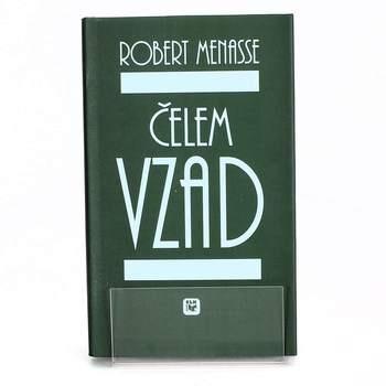 Kniha Čelem vzad - R. Menasse