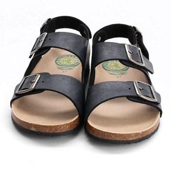 Dámské sandály Pablosky 719810 Blau Azul
