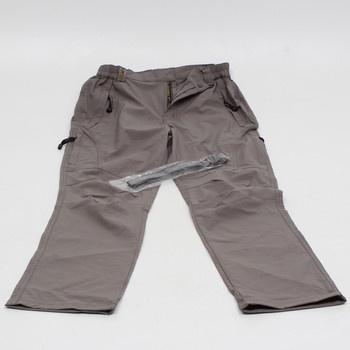 Pánské turistické kalhoty s páskem DENGBOSN