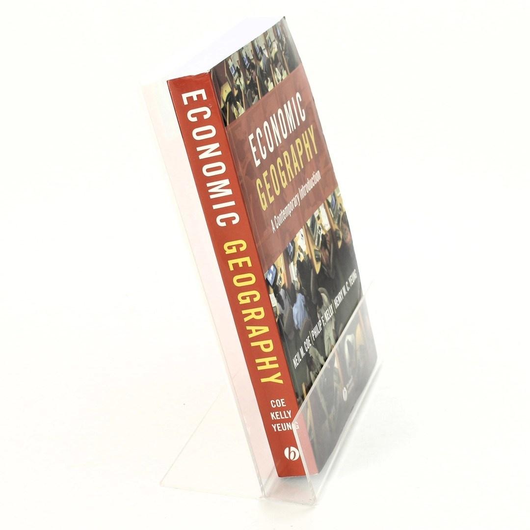 Kniha Neil M. Coe a kol. - Economic Geography