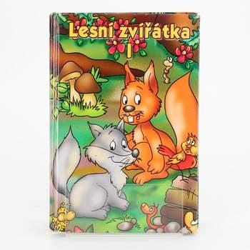 Kniha Lesní zvířátka I