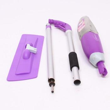 Mop s rozprašovačem Vorfreude fialový