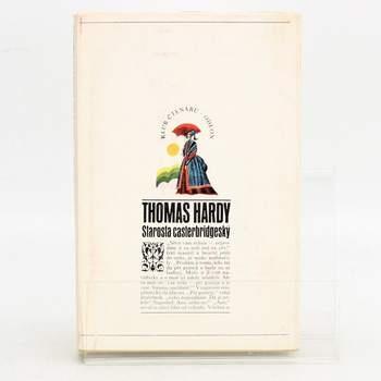 Kniha Thomas Hardy: Starosta canterbridgeský