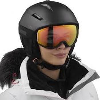 Lyžařská helma Salomon ICON2 C. AIR