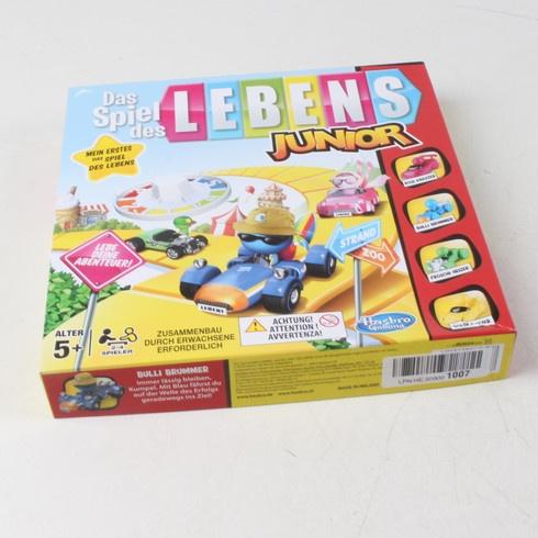 Dětská hra Das Spiel des lebens Hasbro BO654