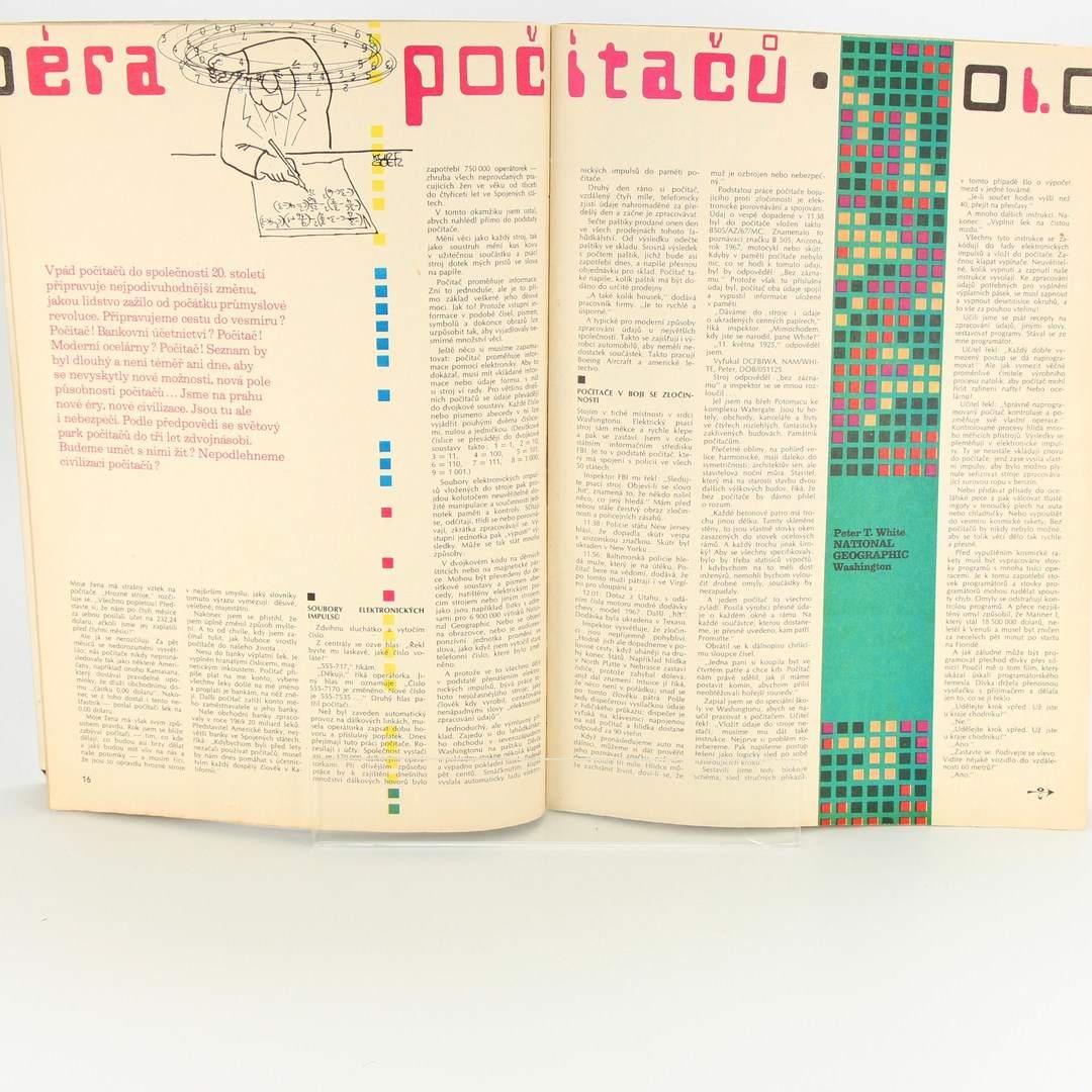 Časopisy 100+1 zahraniční zajímavost 5 ks