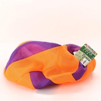 Nafukovací míč Eddy Toys volejbalový pruhy