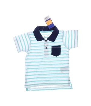 Dětské polo tričko Lupilu pruhované