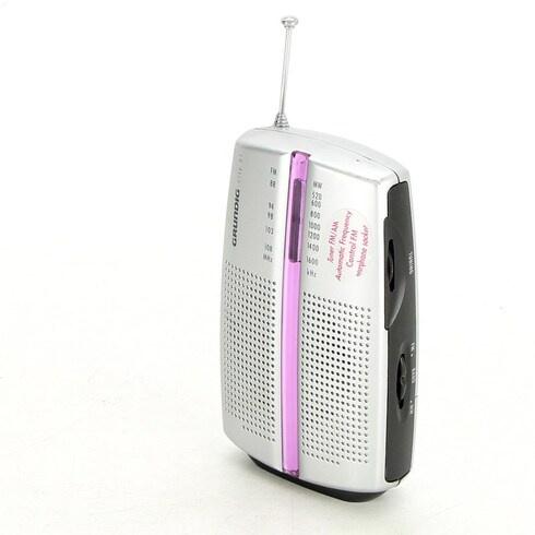 Přenosné rádio Grundig City 31
