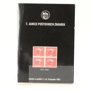 Kolektiv autorů: 7. aukce poštovních známek