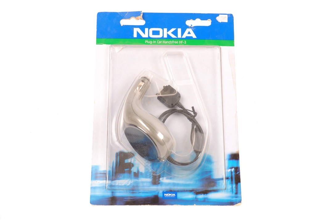 Nabíječka do auta Nokia  HF-3