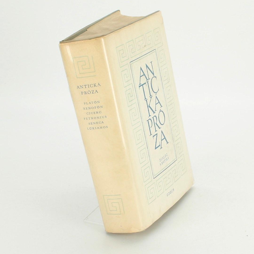 Kniha Antická próza