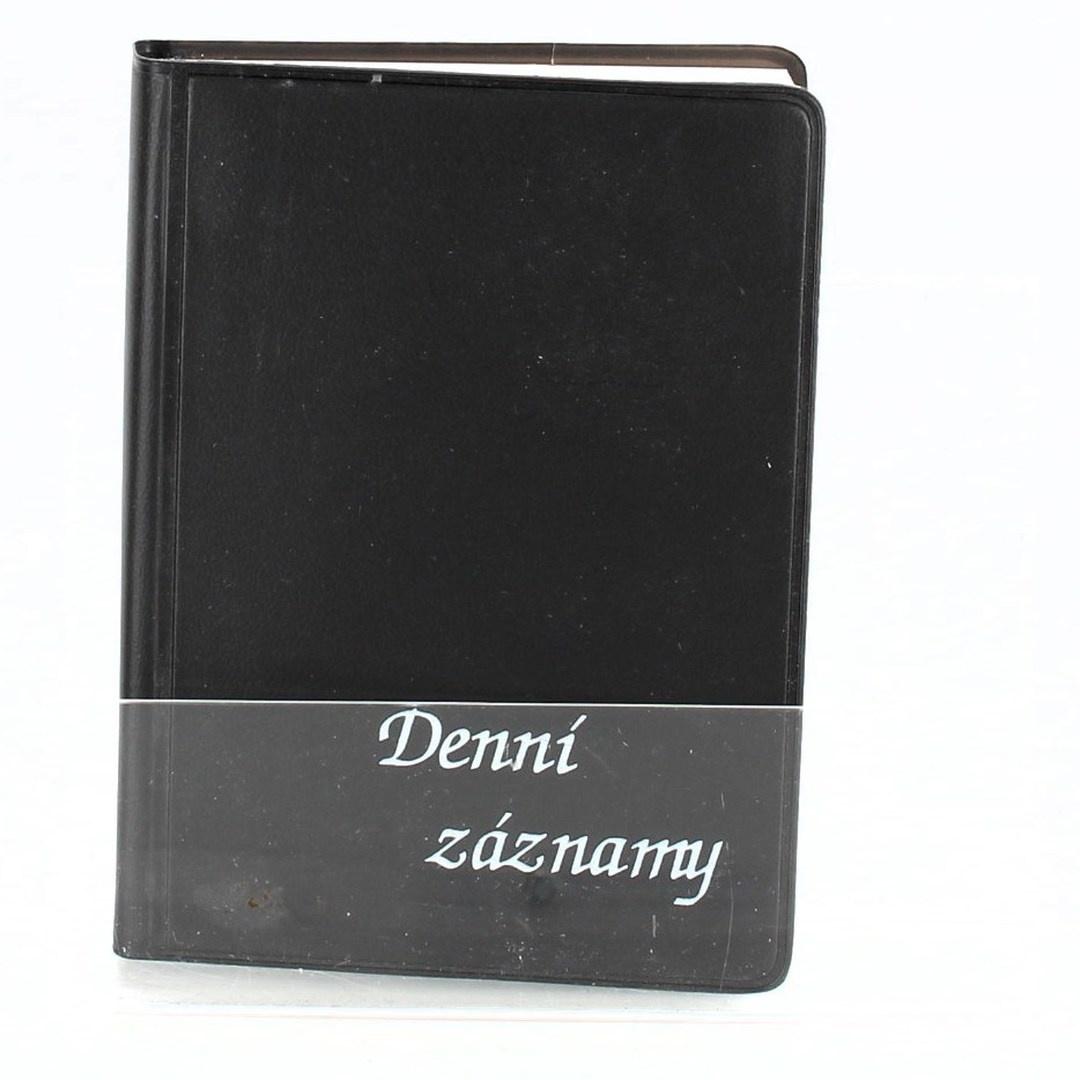 Denní záznamy- zápisník...