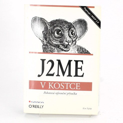 Kim Topley: J2ME v kostce