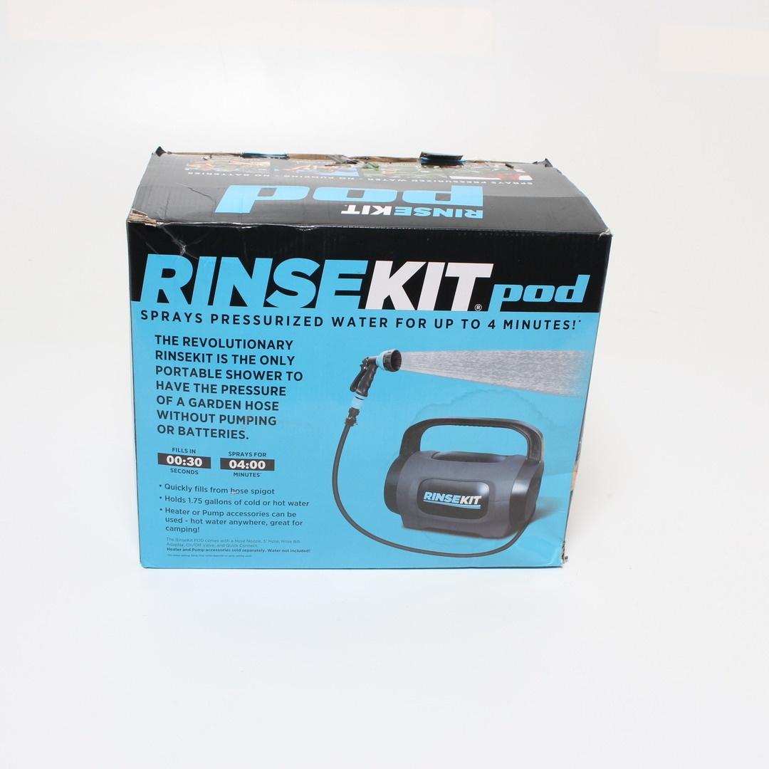 Kempingová sprcha Rinse Kit RKBLK2PK