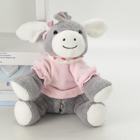 Plyšový oslík Sterntaler Baby Chilling Box