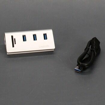 USB 3.0 HUB LogiLink CR0045