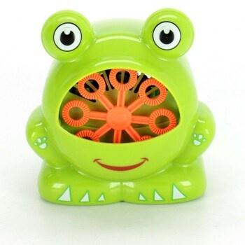 Stroj na bubliny Baztoy Bubble maker žába