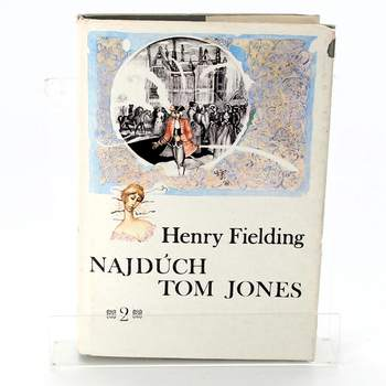 Henry Fielding: Najdúch Tom Jones 2