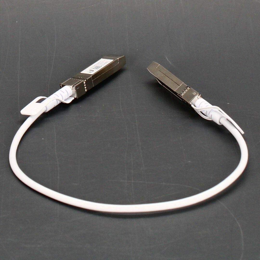 Síťový kabel Ubiquiti UC-DAC-SFP+ 20cm