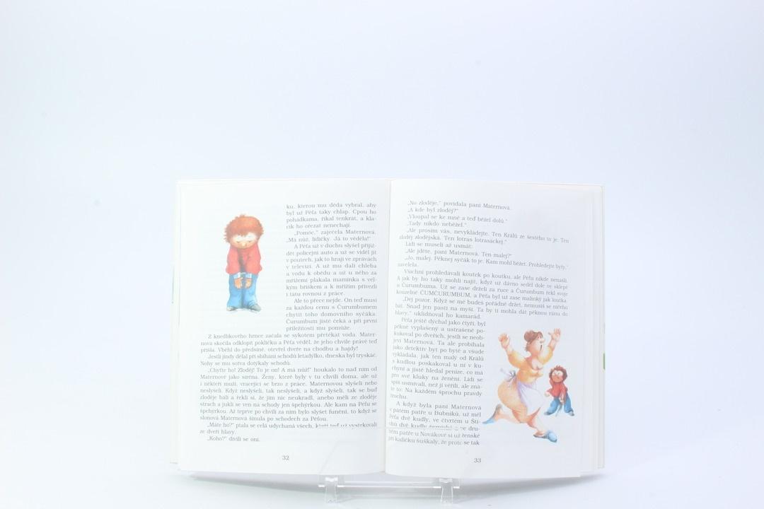 Kniha Jan Krůta: Čurumbum