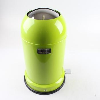 Odpadkový koš Wesco Kickmaster zelený