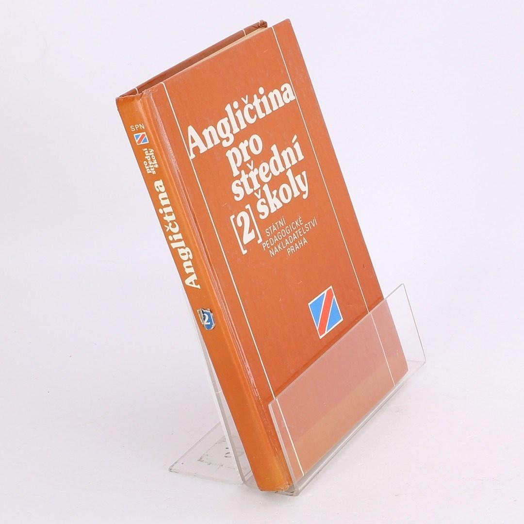 Kniha Angličtina pro střední školy 2