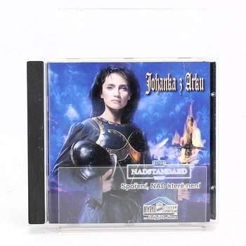 CD Johanka z Arku - hudba z muzikálu