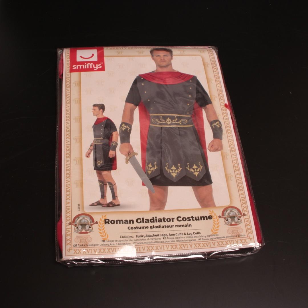 Karnevalový kostým Smiffys gladiátor