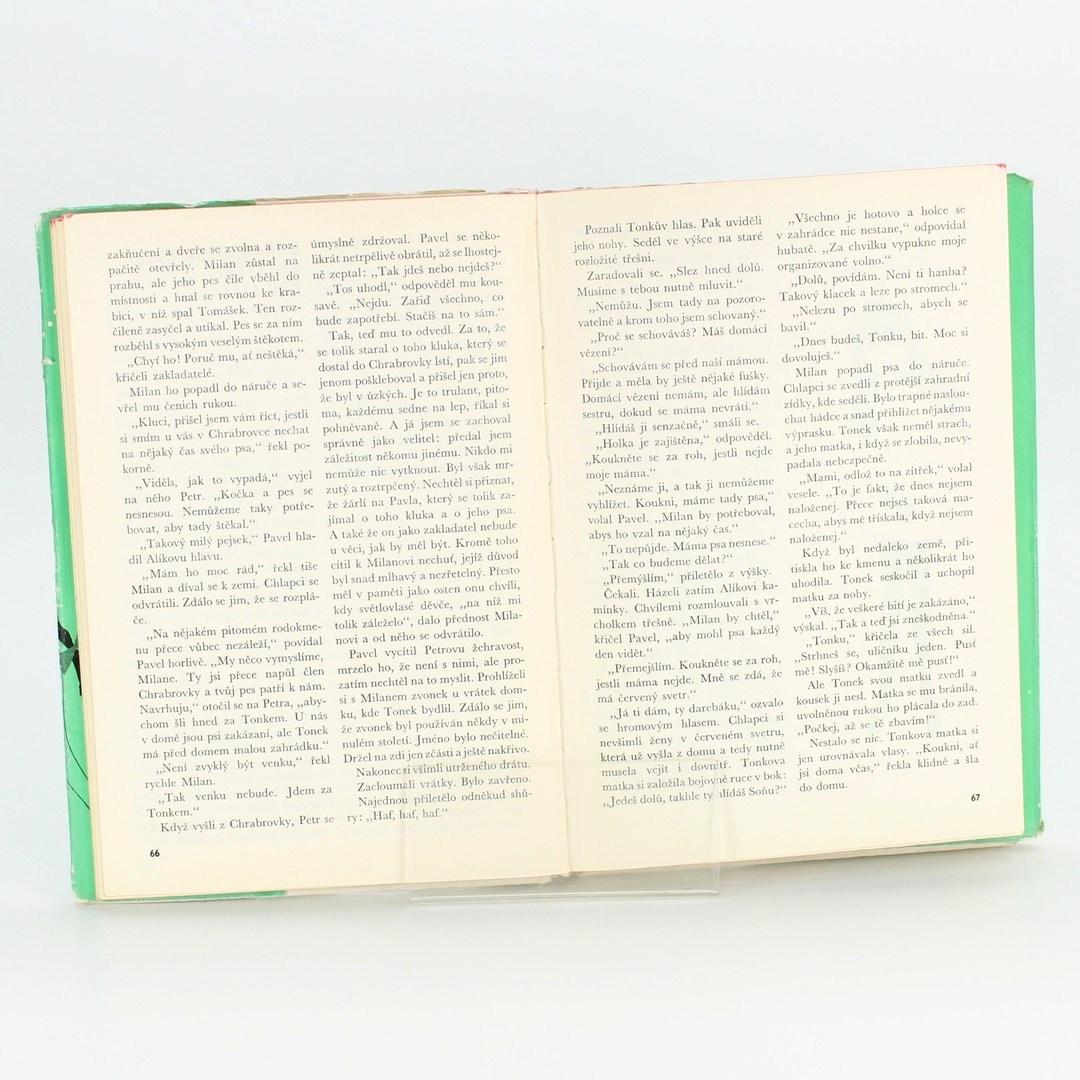 Kniha Chrabrovka