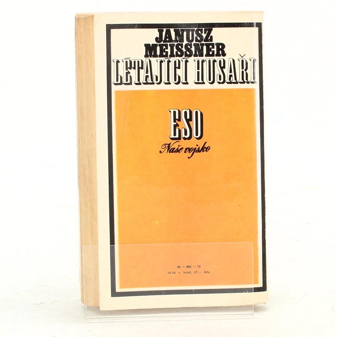 Kniha Janusz Meissner: Létající husaři
