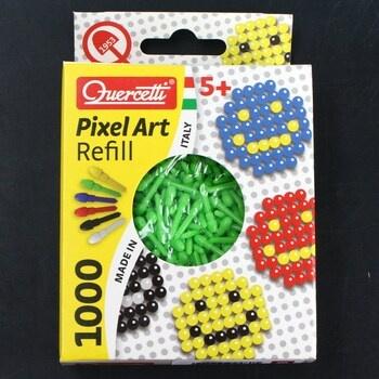 Náhradní kolíčky Quercetti 2480 Pixel Art