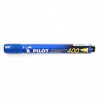 Popisovač Pilot Permanent Marker 400 modrý